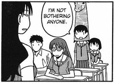 Azumanga Daioh: Supplementary Materials Ch. 2 — Megchan's Scanlations