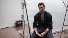 David Gandy: The Man Behind The Model | Coach