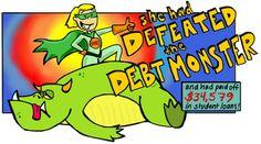 Money Monster Comic