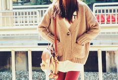 fashion, girl, korean, korean fashion