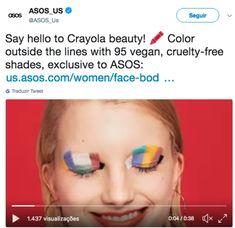 Asos proíbe uso de peles para 2019! Asos Us, Say Hello, Cruelty Free, The Outsiders, Sayings, Natural, Blog, Beauty, Vegan Makeup