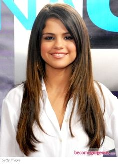 blonde haircuts for long hair with layers | http www becomegorgeous com hair photos selena gomez hairstyles selena