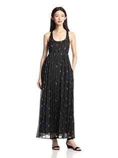 Rebecca Minkoff Women's Sunita Dress (Black)