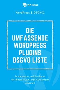 WordPress Plugins DSGVO Pinterest Bild