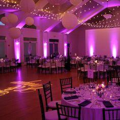 Our official wedding venue - Cuvier Club at La Jolla, CA