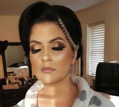 wedding hair asian Professional Asian Indian Hair And Makeup Artist In Birmingham Hair And Makeup Artist, Hair Makeup, Indian Hairstyles, Wedding Hairstyles, Asian Makeup, Birmingham, Wedding Jewelry, Jewellery, Jewels