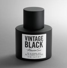 Vintage Black - Fragrance - Kenneth Cole