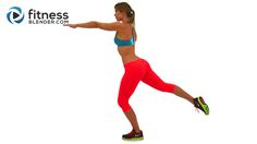 28 Minute Butt and Abs Tabata Workout - Fat Blasting Cardio Interval Workout, Fitness Blender