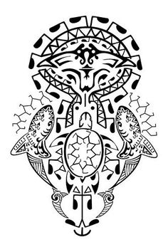 The history, symbology and meanings of Maori Tattoos with graphics, images and Maori Tattoo pictures for ideas Ta Moko Tattoo, Hawaiianisches Tattoo, Tattoo Bein, Samoan Tattoo, Diver Tattoo, Tattoo Maori Design, Polynesian Tattoo Designs, Maori Tattoo Designs, Trendy Tattoos