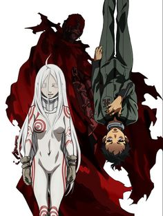 Deadman Wonderland is on Toonami! Here's the English dub cast.