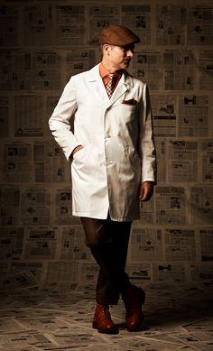 Classico's Soutien Collar Doctorcoat