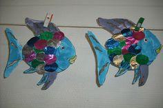 Ecole Maternelle Vitteaux: Poisson d'Avril à l'école !