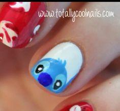 Beautiful Nail Designs To Finish Your Wardrobe – Your Beautiful Nails Trendy Nail Art, Nail Art Diy, Easy Nail Art, Diy Nails, Cute Nails, Disney Acrylic Nails, Best Acrylic Nails, Disney Nail Designs, Finger Nail Art