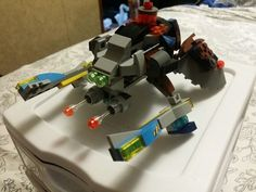 M.O.C. insect robot #2
