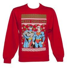 2e2fceecc260 Superman vs Batman Pullover Weihnachten, Geschenke, Batman T-shirt,  Weihnachten Jumper,