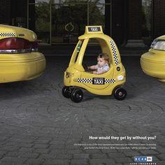 taxi bcaa insurance ad