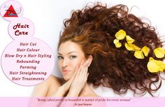 Being called pretty or beautiful is matter of pride for every women - Dr. Jyoti Satpute Jyovis brings you the special beauty treatments to enhance your beauty .... Jyovis offers various beauty treatments including Skin care, Hair care, #waxing , #manicure , #pedicure and spa for your feet and body ... Try once and you will notice a drastic change in yourself ... To Book Appointment, call : 02242147788 visit : www.jyovis.com #Beauty #love #haircare #skincare #keedamania