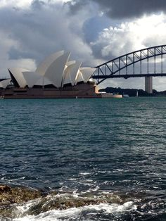 The iconic #Sydney Opera House...want to visit again!!  Love, love, love Australia and New Zealand!!