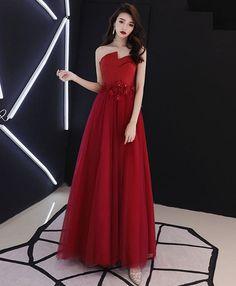 68f33903a7 Affordable Ink Blue Gradient-Color White Evening Dresses 2019 A-Line ...
