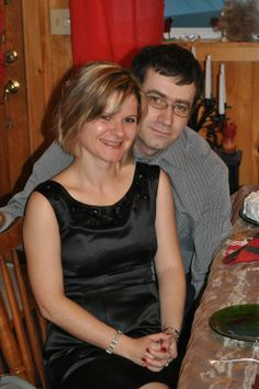 """Thank you, JR, for your unconditional love and support."" - Ewa  Read Ewa's Story of Gratitude at www.CeliacCentral.org/Gratitude."