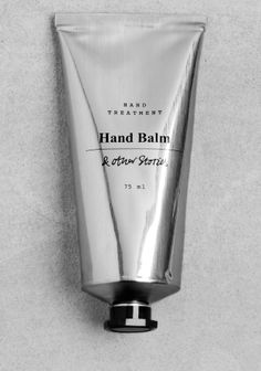 & OTHER STORIES Luxuriously smooth hand balm. £7. This seems like a nice product. Too bad they don't ship to the USA :(