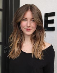 Pinterest: DEBORAHPRAHA ♥️ medium length hair and ombre hair