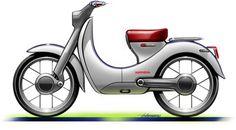 Honda Worldwide | Design | Designers Talk Electric