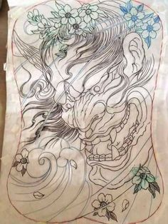 japanese tattoos for men Japanese Geisha Tattoo, Japanese Tattoos For Men, Asian Tattoos, Black Tattoos, Samourai Tattoo, Chinese Tattoo Designs, Hannya Mask Tattoo, Sak Yant Tattoo, Full Back Tattoos