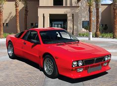 Lancia 037 Stradale without rear wing