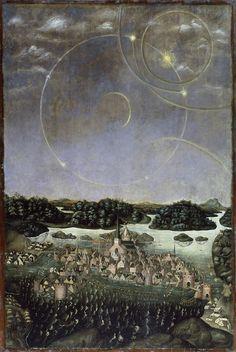 Vädersolstavlan - en bild av Stockholm år 1535 - Stockholmskällan