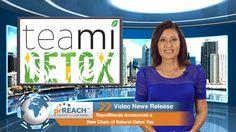 TeamiBlends Announced a New Chain of Natural Detox Tea  http://www.prreach.com/?p=19241
