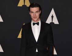 Pin for Later: Stars Get All Glammed Up For the Governors Awards  Pictured: Finn Wittrock