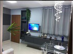 Sala apartamento pequeno