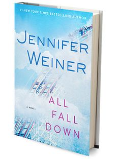 "Allison is a smartypants mom blogger who pops painkillers to cope with overload. When she lands in rehab with ""real"" addicts, she's stunned — though no one else seems to be (including her own mother). Weiner's sly portrayal of family, entitlement and recovery culture is a romp — with an edge."