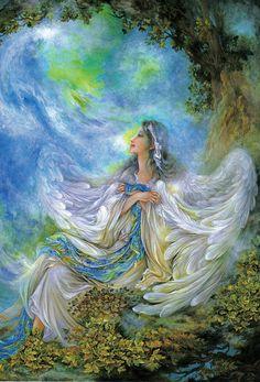 Картины Махмуда Фаршчияна. Сад души