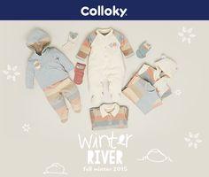 Nuestra colección Invierno 2015 mantendrá calientito y cómodo a tu bebé :) Tenemos hermosos estilos para esta época.