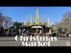 For our special 2016 Holidays week we wanted to share a few activities to do around this period. Vienna Christmas, Activities To Do, Adventure, Marketing, Holiday, Pizza, Youtube, Bebe, Vacations