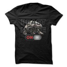Beast Mode ON T-Shirt Hoodie Sweatshirts iea
