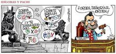 pampelmuse: La viñeta de hoy - Sálvese el que pueda  Las trifu...