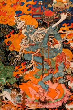A small selection of objects from the Rubin Museum of Art: Art. Buddhist Symbols, Buddhist Art, Tibetan Art, Tibetan Buddhism, Masculine Art, Thangka Painting, Hindu Art, Medieval Art, Sacred Art