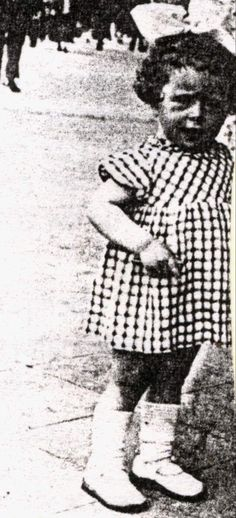 (11/10/1934) Brussels Belgium (05/22/1944) sadly murdered at Auschwitz-Birkenau 9 years old