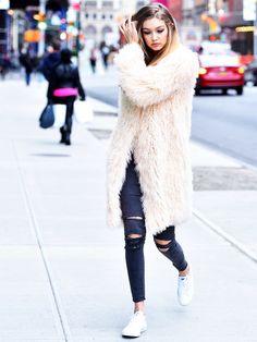 It-Girl-Style – 10 Stil-Regeln, die wir uns von Gigi Hadid abgucken | Stylight