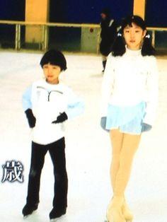 "yuzu-ice: ""Yuzu and his sister """