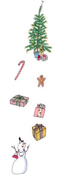 「Kanako Kuno my little kid」の画像検索結果 Little Paris, Decoration, Christmas Time, Cold, Winter, Illustrations, Xmas, Papa Noel, Fir Tree