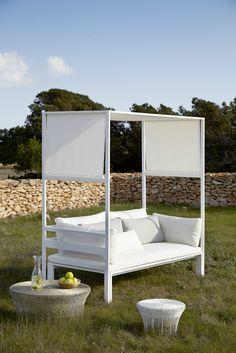 Jian, timeless design - Gandia Blasco presents two new pieces of collection designed by Neri & Hu @gandiablasco