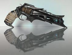 3ders.org - Bungie artist 3D print his own Destiny gun | 3D Printer News & 3D Printing News