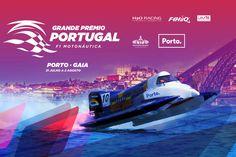 O Porto vai acolher o Grande Prémio de Portugal de Fórmula 1 de Motonáutica, prova do Campeonato do Mundo 2015 F1 H2O - 31 de julho a 2 de agosto - via Porto.PT 11.02.2015 | A Fórmula 1 dos barcos, a mais espetacular competição de motonáutica do mundo, vai fazer a sua estreia no rio Douro em 2015. Marca o regresso do Grande Prémio de Portugal ao calendário da União Internacional de Motonáutica, numa prova que terá lugar entre os dias 31 de julho a 2 de agosto.