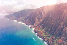 The moment my jaw dropped. Napali Coast Kauai Hawaii [OC] [30002002] #reddit