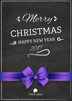 122 best christmas cards business images on pinterest business merry christmas and happy new year 2016 2017 card colourmoves