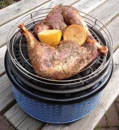 Weber Barbecue, Bbq Grill, Cobb Bbq, Pork, Turkey, Meat, Bbg, Camping, Crickets